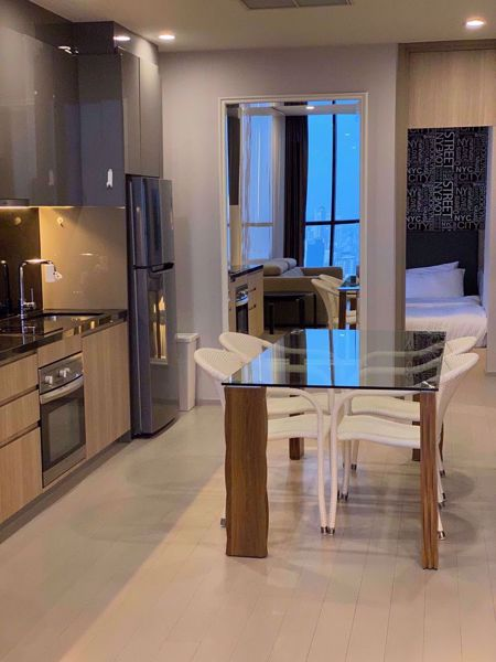 Picture of 2 bed Condo in Noble Ploenchit Lumphini Sub District C015252