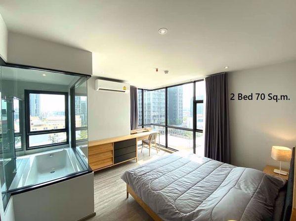 รูปภาพ 2 ห้องนอน Condo ในโครงการ RHYTHM Ekkamai Khlong Tan Nuea Sub District C015270