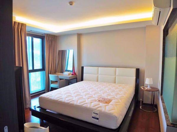 รูปภาพ 1 ห้องนอน Condo ในโครงการ The Address Sukhumvit 61 Khlong Tan Nuea Sub District C015273