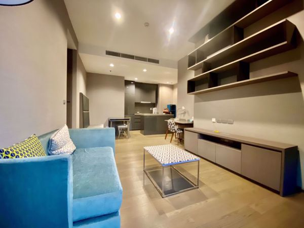 Picture of 2 bed Condo in The Diplomat Sathorn Silom Sub District C015275
