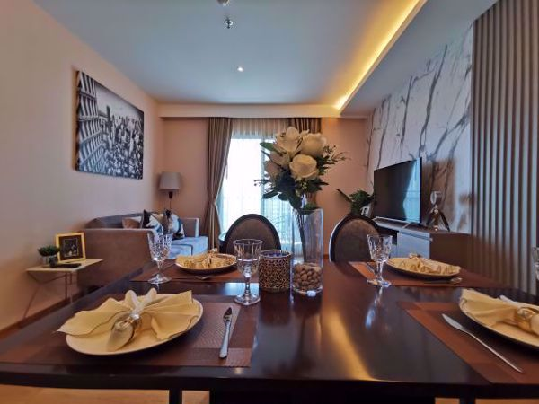 รูปภาพ 2 ห้องนอน Condo ในโครงการ H Sukhumvit 43 Khlong Tan Nuea Sub District C015445