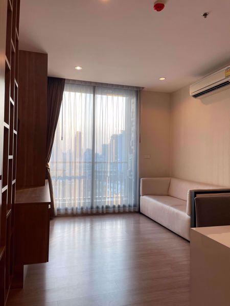 รูปภาพ 2 ห้องนอน Condo ในโครงการ The Capital Ratchaprarop-Vibha Phayathai District C015447