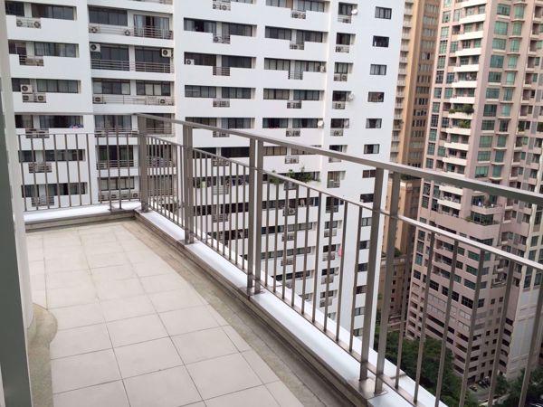 รูปภาพ 2 ห้องนอน Condo ในโครงการ Baan Rajprasong Lumphini Sub District C015451