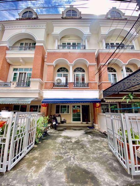รูปภาพ 3 bed House  Nawamin Sub District H015461
