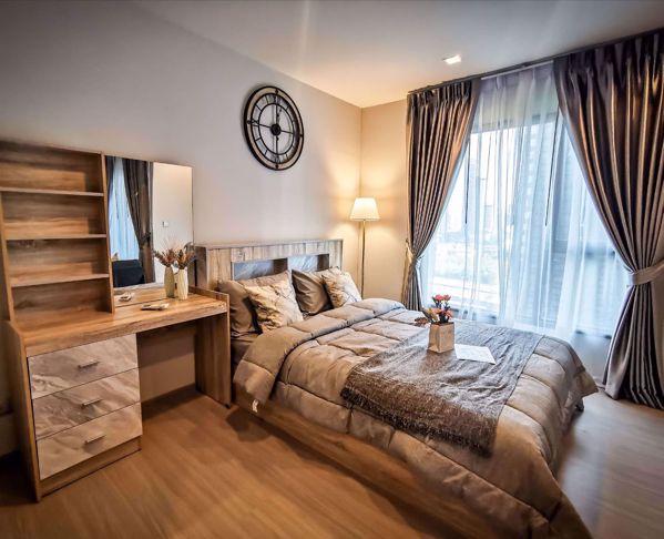 รูปภาพ 1 ห้องนอน Condo ในโครงการ LIFE Asoke - Rama 9 Makkasan Sub District C015469