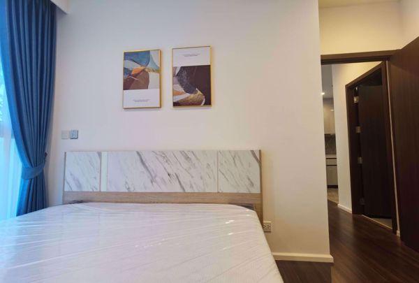 รูปภาพ 2 ห้องนอน Condo ในโครงการ Whizdom Inspire Sukhumvit Bangchak Sub District C015493
