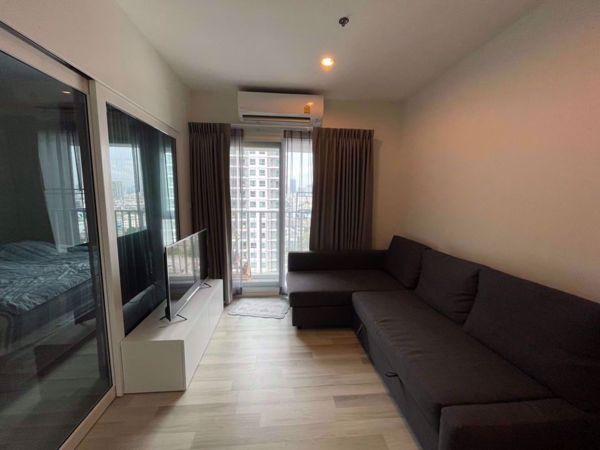 รูปภาพ 1 ห้องนอน Condo ในโครงการ The Key Sathorn-Charoenraj Bang Kho Laem District C015503
