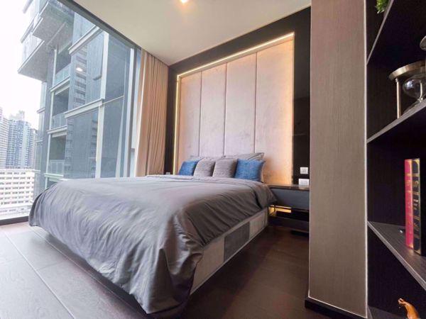 รูปภาพ 1 ห้องนอน Condo ในโครงการ LAVIQ Sukhumvit 57 Khlong Tan Nuea Sub District C015520