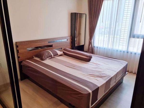 รูปภาพ 1 ห้องนอน Condo ในโครงการ Life Asoke Bangkapi Sub District C015560