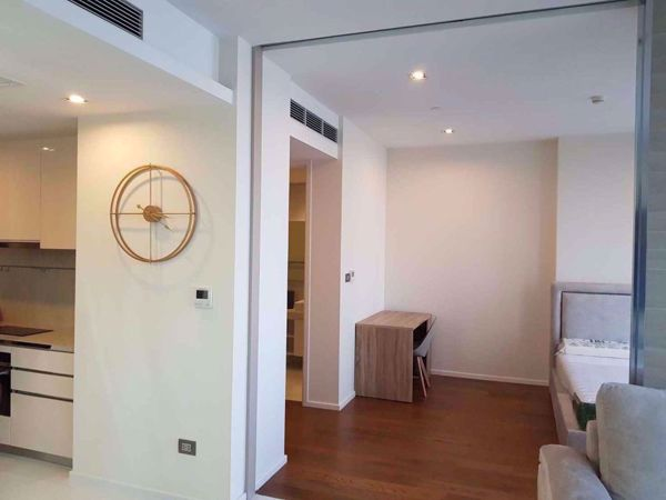 รูปภาพ 1 ห้องนอน Condo ในโครงการ The Bangkok Sathorn Yan Nawa Sub District C015567