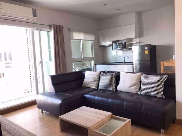 รูปภาพ 1 ห้องนอน Condo ในโครงการ The Parkland Grand Taksin Bukkhalo Sub District C015577