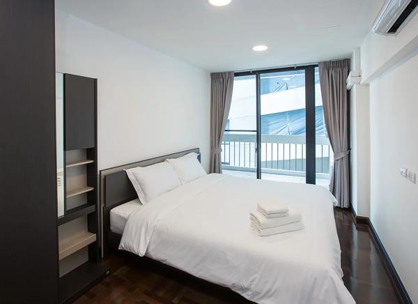 รูปภาพ 2 ห้องนอน Condo ในโครงการ PSJ Penthouse Khlongtoei Sub District C015584