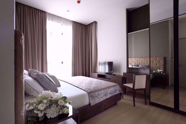 รูปภาพ 2 ห้องนอน Condo ในโครงการ The Capital Ekamai - Thonglor Bangkapi Sub District C015590