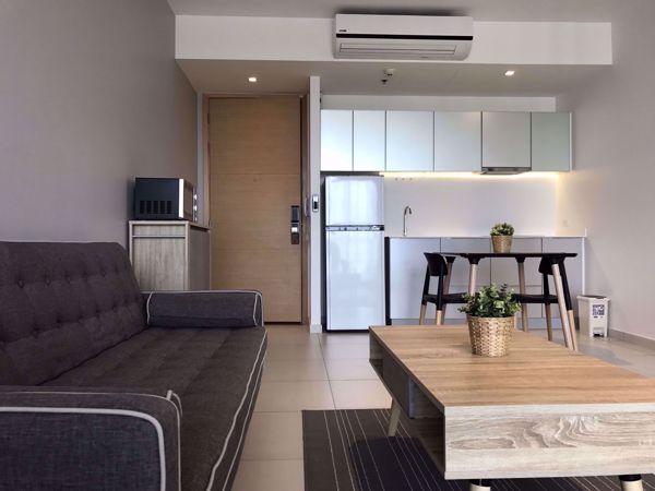รูปภาพ 2 ห้องนอน Condo ในโครงการ The Lofts Ekkamai Phrakhanongnuea Sub District C015598