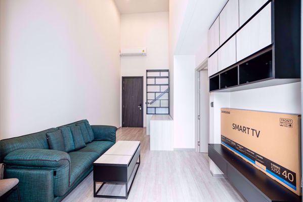 รูปภาพ 1 ห้อง Duplex in The Line Sukhumvit 101 Bangchak Sub District D015604