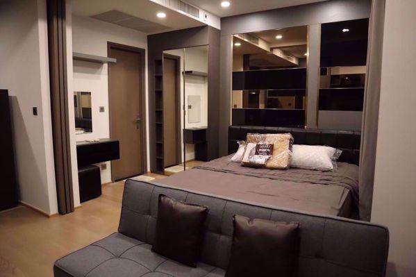 รูปภาพ Studio ห้องนอน Condo ในโครงการ Ashton Chula - Silom Mahaphruettharam Sub District C015617