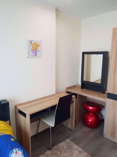 รูปภาพ 1 ห้องนอน Condo ในโครงการ Rich Park @ Triple Station Suanluang Sub District C015619