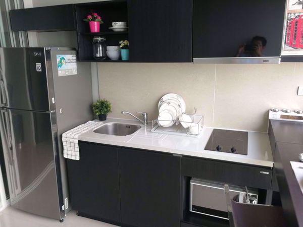 รูปภาพ 1 ห้องนอน Condo ในโครงการ Rhythm Sukhumvit 44 Phra Khanong Sub District C015634