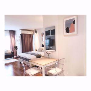 Picture of Studio bed Condo in Sathorn Gardens Thungmahamek Sub District C015655