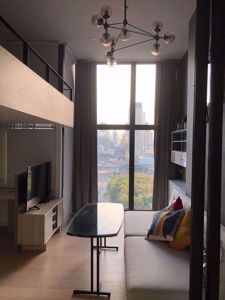 Picture of 1 bed Duplex in Chewathai Residence Asoke Makkasan Sub District D015677