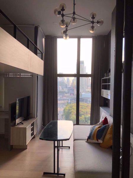 รูปภาพ 1 ห้องนอน Condo ในโครงการ Chewathai Residence Asoke Makkasan Sub District C015677