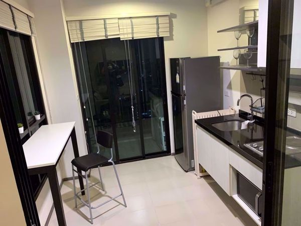 รูปภาพ 1 ห้องนอน Condo ในโครงการ The Base Park East Sukhumvit 77 Phrakhanongnuea Sub District C015679