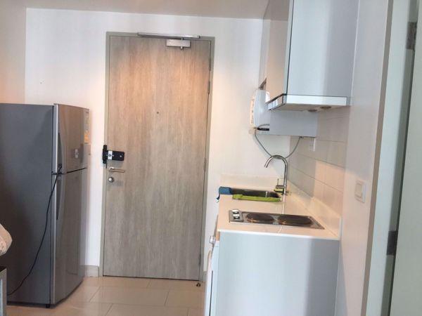รูปภาพ 1 ห้องนอน Condo ในโครงการ Ideo Mobi Rama 9 Huai Khwang Sub District C015681