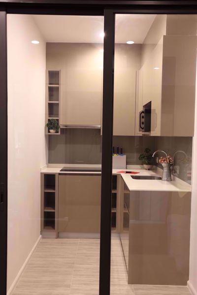 รูปภาพ 2 ห้องนอน Condo ในโครงการ Whizdom Essence Bangchak Sub District C015700