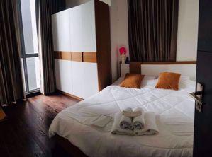 รูปภาพ 1 ห้องนอน Condo ในโครงการ Ideo Q Phayathai Thungphayathai Sub District C015703