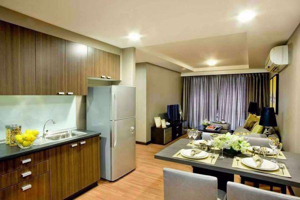 รูปภาพ 2 ห้องนอน Condo ในโครงการ Harmony Living Paholyothin 11 Phayathai District C015758