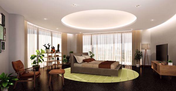 รูปภาพ 3 ห้องนอน Condo ในโครงการ Seven Place Executive Residences Khlong Tan Nuea Sub District C015763