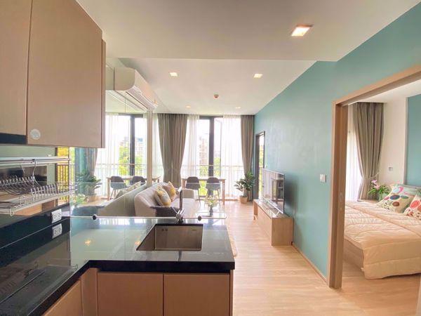 รูปภาพ 1 ห้องนอน Condo ในโครงการ KAWA HAUS Phrakhanongnuea Sub District C015770