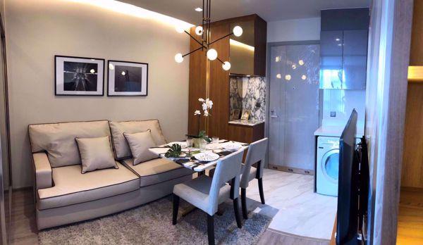รูปภาพ 1 ห้องนอน Condo ในโครงการ RHYTHM Ekkamai Khlong Tan Nuea Sub District C015772