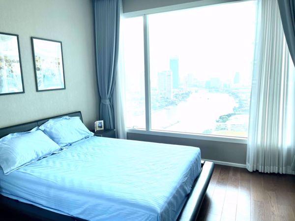รูปภาพ 3 ห้องนอน Condo ในโครงการ Menam Residences Wat Phraya Krai Sub District C015773