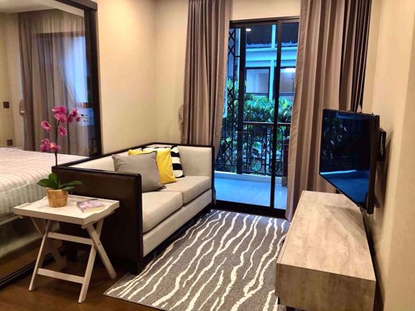 Picture of 1 bed Condo in Na Vara Residence Lumphini Sub District C015783