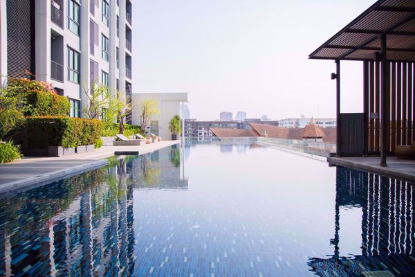 รูปภาพ 1 ห้องนอน Condo ในโครงการ Quinn Condo Ratchada Din Daeng Sub District C015800