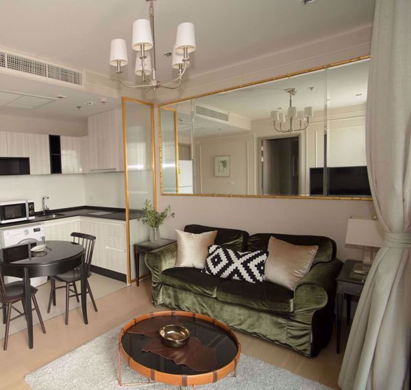รูปภาพ 1 ห้องนอน Condo ในโครงการ HQ Thonglor by Sansiri Khlong Tan Nuea Sub District C015811