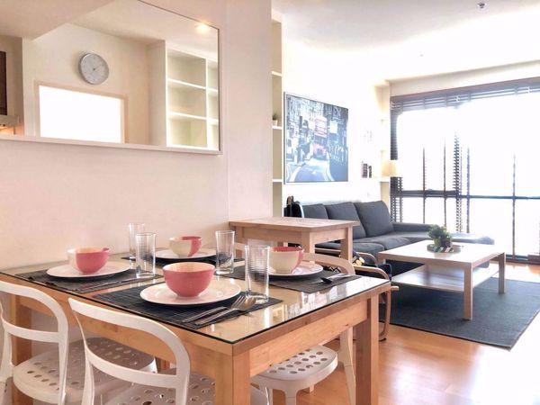 รูปภาพ 1 ห้องนอน Condo ในโครงการ Noble Reflex Samsennai Sub District C015814