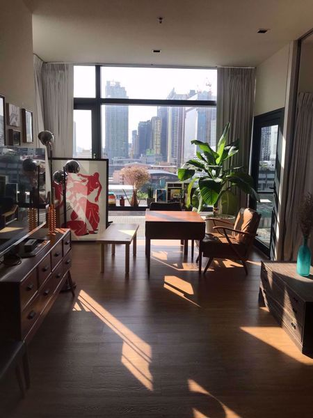 Picture of Studio bed Condo in Circle Living Prototype Makkasan Sub District C015817