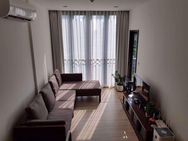 รูปภาพ 1 ห้องนอน Condo ในโครงการ KAWA HAUS Phrakhanongnuea Sub District C015843