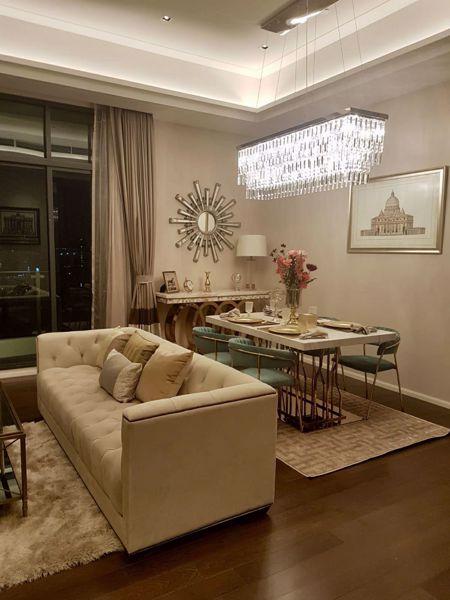 รูปภาพ 3 ห้องนอน Condo ในโครงการ The Diplomat 39 Khlong Tan Nuea Sub District C015860
