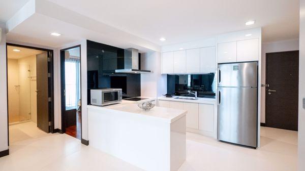 รูปภาพ 2 ห้องนอน Condo ในโครงการ The Klasse Residence Khlong Toei Nuea Sub District C015872