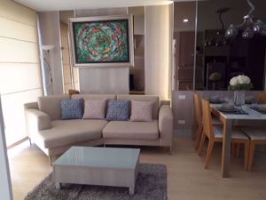 Picture of 2 bed Condo in The Bangkok Sukhumvit 61 Khlong Tan Nuea Sub District C015883