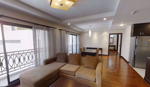 รูปภาพ 2 ห้องนอน Condo ในโครงการ Mela Mansion Khlong Toei Nuea Sub District C015894