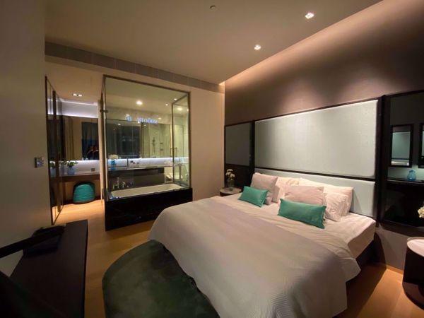รูปภาพ 1 ห้องนอน Condo ในโครงการ Saladaeng One Silom Sub District C015905