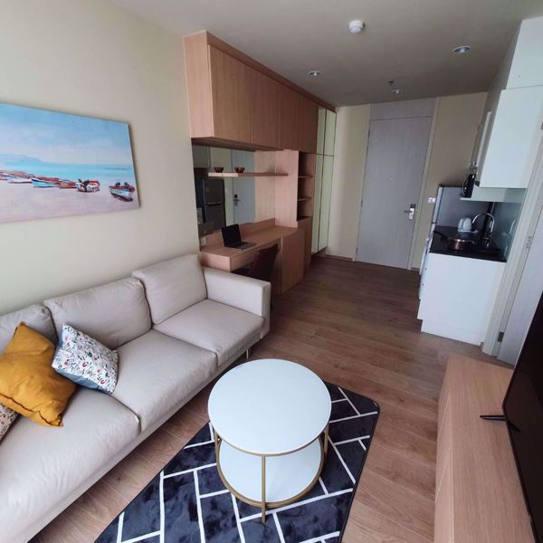 Picture of 1 bed Condo in Noble Recole Khlong Toei Nuea Sub District C015921