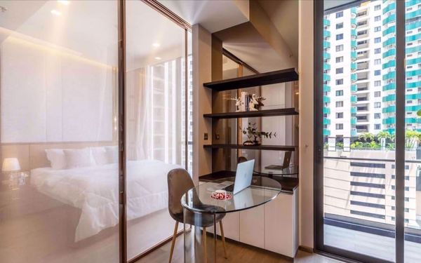 Picture of 1 bed Condo in Celes Asoke Khlong Toei Nuea Sub District C015928