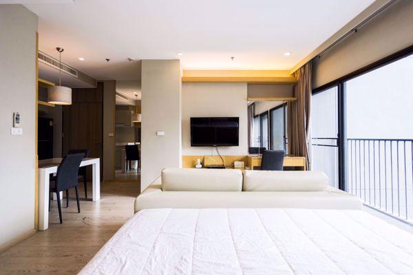 รูปภาพ Studio ห้องนอน Condo ในโครงการ Noble Remix Khlongtan Sub District C015943