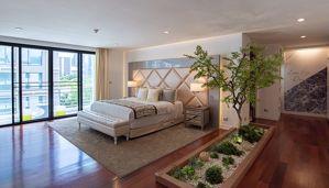 รูปภาพ 6 ห้อง Duplex in Benviar Tonson Residence Lumphini Sub District D015945