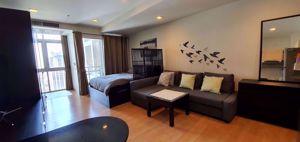 รูปภาพ Studio ห้องนอน Condo ในโครงการ Nusasiri Grand Phra Khanong Sub District C015948